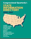 State Information Directory 2000-2001, CQ Editors, 1568025165