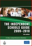 The Independent Schools Guide 2009-2010, Gabbitas Educational Consultants Staff, 0749455160