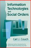 Information Technologies and Social Orders, Maines, David, 0202305163