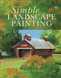 Simple Landscape Painting, Kaaren Poole, 1402735162