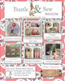 Bustle and Sew Magazine February 2014: Issue 37, Helen Dickson, 1495355160