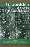 Stewardship Across Boundaries, , 1559635169
