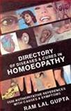 Directory of Diseaes and Cures, R. L. Gupta, 8170215161