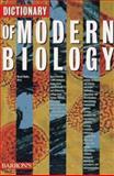 Dictionary of Modern Biology, Norah Rudin, 0812095162