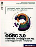 Microsoft ODBC 3.0 Software Development Kit and Programmer's Reference 9781572315167