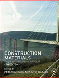 Construction Materials : Their Nature and Behaviour, Illston, J. M., 0415465168