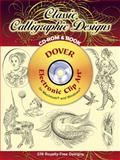 Classic Calligraphic Designs, Dover, 048699516X