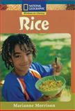 Rice, National Geographic Learning National Geographic Learning and Marianne Morrison, 0792285166