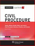 Casenote Legal Briefs : Civil Procedure: Keyed to Subrin, Minow, Brodin, and Main's, Briefs, Casenote Legal, 1454805161