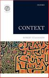 Context, Stalnaker, Robert, 0199645167