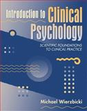 Introduction to Clinical Psychology 9780205155170