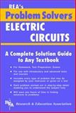 Electric Circuits Problem Solver 9780878915170