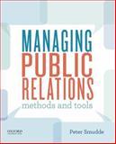 Managing Public Relations