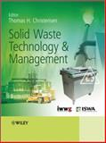 Solid Waste Technology and Management, , 1405175176