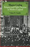 Religion and Public Doctrine in Modern England 9780521545174