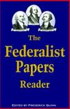 The Federalist Paper's Reader, , 0929765176
