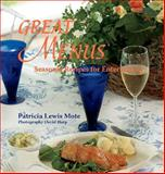 Great Menus, Patricia L Mote, 093316517X