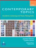 Contemporary Topics 9780132075176