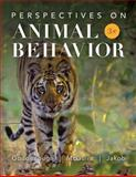 Perspectives on Animal Behavior, Goodenough, Judith and McGuire, Betty, 0470045175