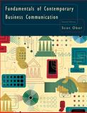 Fundamentals of Contemporary Business Communication, Ober, Scot, 0618645179