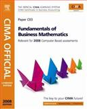 CIMA Learning System Fundamentals of Business Maths, CIMA Publishing Staff and Eaton, Graham, 0750685174