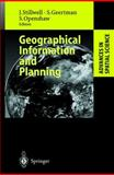 Geographical Information and Planning : European Perspectives, , 3642085172