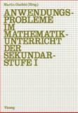 Anwendungsprobleme Im Mathematikunterricht der Sekundarstufe I, Glatfeld, Jürgen, 3528085177