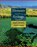 Elements of Ecology, Robert Leo Smith, Thomas M. Smith, T. M. Smith, 0321015185