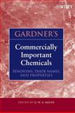 Gardner's Commercially Important Chemicals : Synonyms, Trade Names, and Properties, , 0471735183