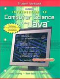 Introduction to Computer Science Using Java, Student Workbook, Liberty, Jesse and Quirk, Kent, 0078245184