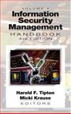 Information Security Management Handbook, , 0849315182