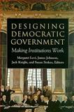 Mobilizing Democracy : A Comparative Perspective on Institutional Barriers and Political Obstacles, Levi, Margaret, 0871545187