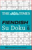 The Times Fiendish Su Doku Book 6, HarperCollins UK Staff, 0007465181