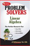 Linear Algebra, M. Fogiel and Research  And  Evaluation Services Staff, 0878915184