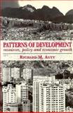 Patterns of Development : Resources Policy and Economic Growth, Auty, Richard M., 0470235187