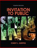 Invitation to Public Speaking, Griffin, Cindy L., 0495915181