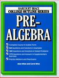 College Outline for Prealgebra 9780156015189