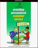 Providing Personalized Customer Service, Taggart, Robert, 1560525185