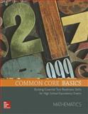 Common Core Basics Core Subject Module Mathematics 1st Edition