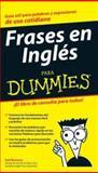Frases en Ingles, Gail Brenner, 047011519X