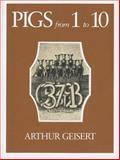 Pigs from 1 to 10, Arthur Geisert, 0395585198
