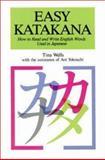 Easy Katakana, Wells, Tina, 0844285196