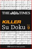 The Times Killer Su Doku Book 9, Times, 000746519X