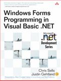 Windows Forms Programming in Visual Basic .NET, Sells, Chris and Ghetland, Justin, 0321125193