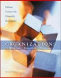 Organizations : Behavior, Structure, Processes, Gibson, James L., 007119519X