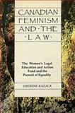 Canadian Feminism and the Law, Sherene Razack, 0929005198