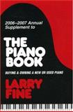 Annual Supplement to the Piano Book, Larry Fine, 1929145195