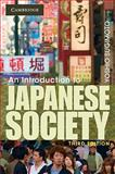 An Introduction to Japanese Society, Sugimoto, Yoshio, 0521705193