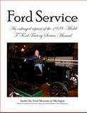 Model T Ford Factory Service Manual, Ford Company, 1500125199