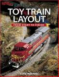 Toy Train Layout, Stanley W. Trzoniec, 0897785193